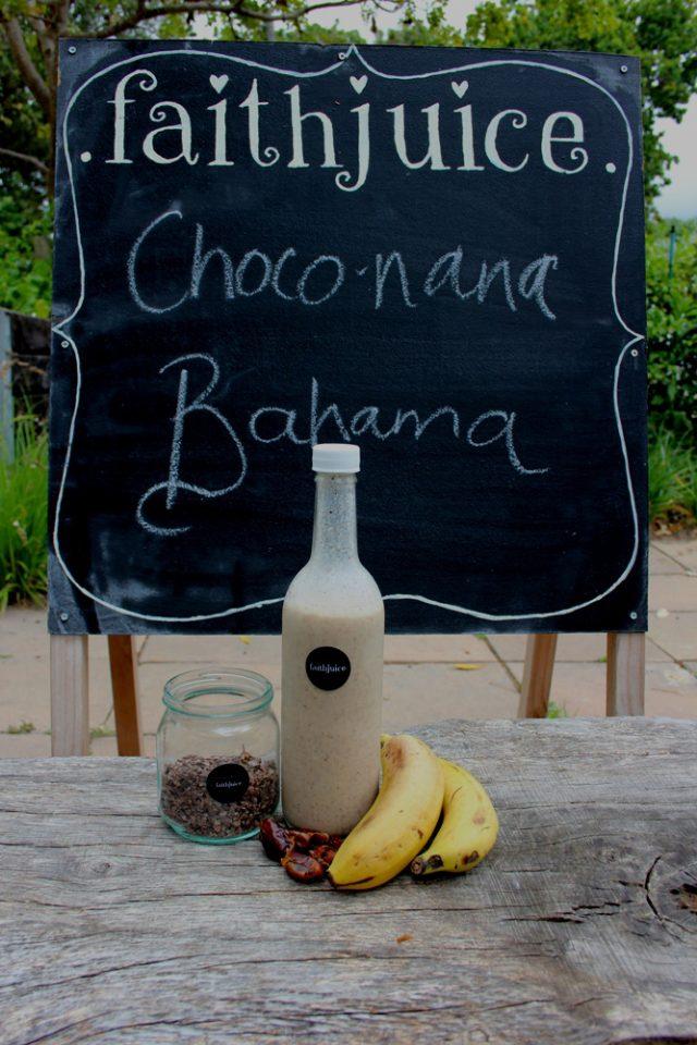 Chocanana Bahama Smoothie