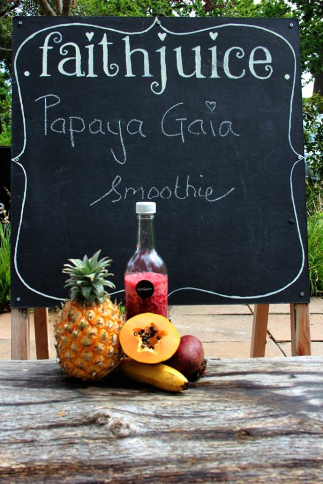 Papaya Gaia Smoothie