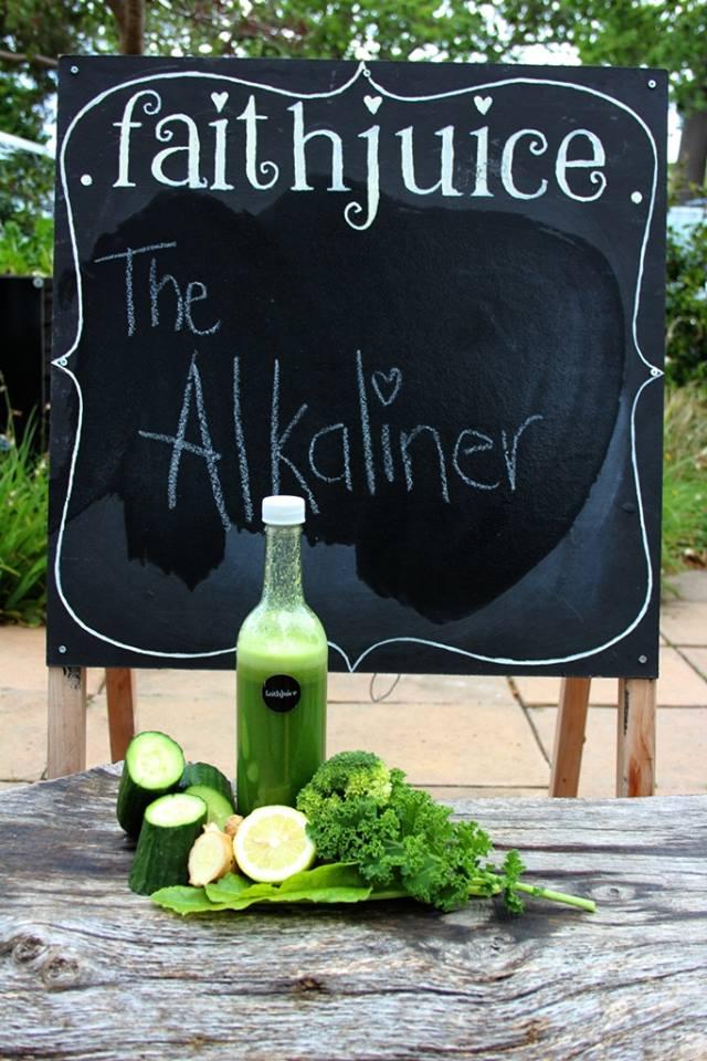 The Alkaliner