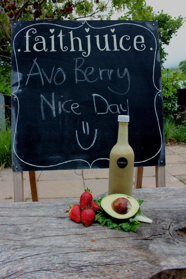 Avo Berry Nice Day