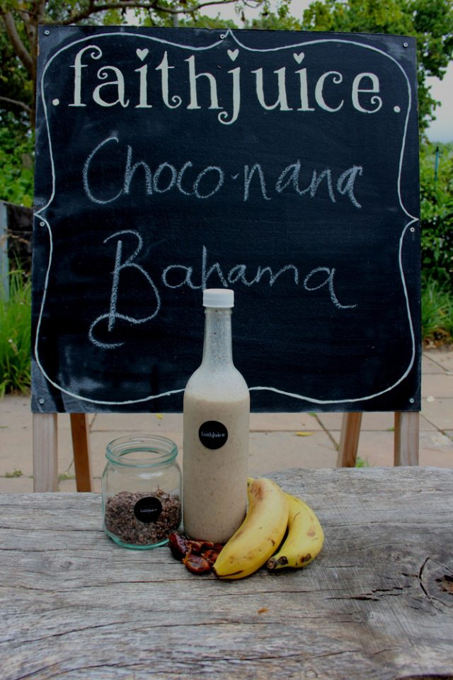 Chocanana Bahama Smoothie