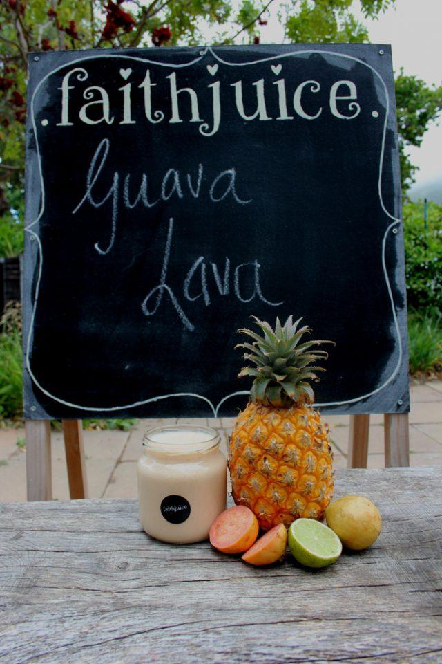 Guava Lava Smoothie
