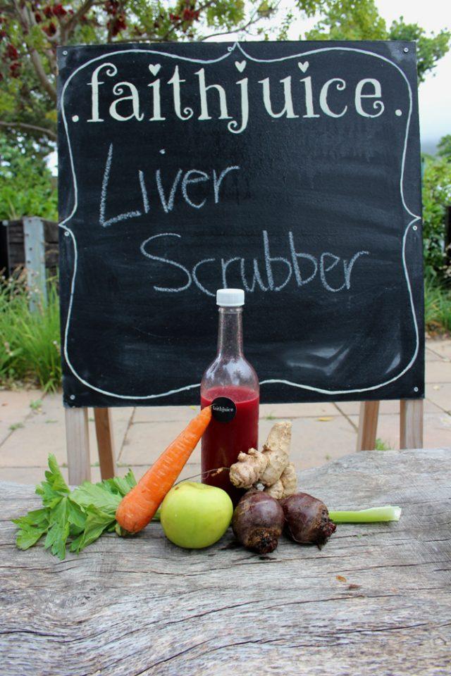 Liver Scrubber